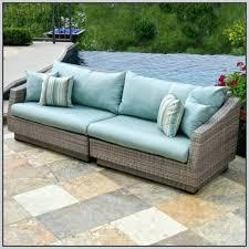 loveseat resin wicker patio furniture cushions wicker patio