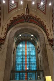 And City Glass Window Detroit Guardian Building Tour And City Walk