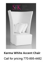 White Accent Chair Luxury Wedding Event Lounge Furniture King And Throne Chairs