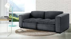 canap hauteur assise 60 assise de canape canap en cuir contemporain daniela densite assise