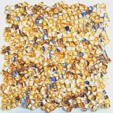 Best Yellow Backsplash Amazing Yellow Mosaic Tile Backsplash Nice Home
