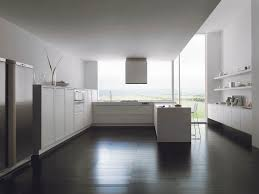 Laminate Flooring Concrete Slab For Modern Kitchen Ideas Flooring Options Vinyl Floors Design