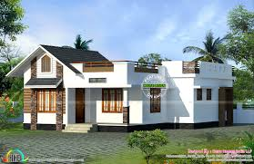 north facing vastu home single floor kerala home design and north facing vastu home single floor