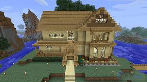 membuat rumah di minecraft tips dan trik minecraft pocket edition tips membangun rumah idaman
