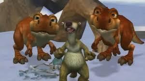 ice age 3 dawn dinosaurs hd walkthrough 5
