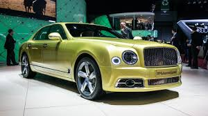 bentley mulsanne revealed the new bentley mulsanne top gear