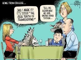 retrospect on thanksgiving day the spokesman review