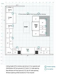 kitchen recessed lighting placement re best placement for kitchen recessed lighting design let there