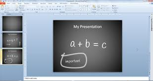 use a powerpoint template how to use powerpoint 2010 templates