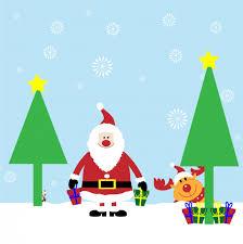 christmas card cartoons christmas lights decoration