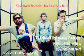 Bachelor Party Meme - stag do s bachelor parties and gay bars notlistening