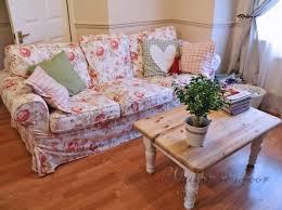canapé en anglais canape convertible tissu fleuri maison et mobilier d intérieur