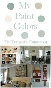 147 best decorate paint colors images on pinterest color