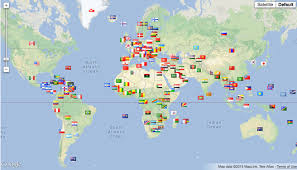 world map with country names world map with country names pointcard me
