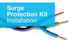 surge protection kit installation youtube