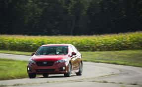 green subaru hatchback 2018 subaru impreza in depth model review car and driver