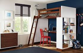 Up Children For Two Children With Compact Bunk Beds Interior - Room and board bunk bed