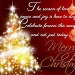 greetings messages for the yuletide season