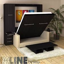 Folding Bed Sofa Inline Murphy Bed With Hutch And Inline Sofa Murphy Bed