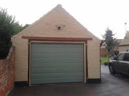 custom colour automatic sectional garage door u2013 garage door