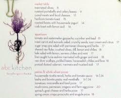 abc kitchen menu creative modest home interior design ideas