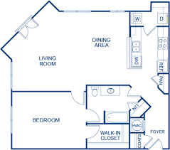 Bathroom And Walk In Closet Floor Plans Studio 1 2 U0026 3 Bedroom Apartments In Atlanta Ga Camden