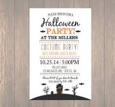Halloween Costume Contest Ribbons Halloween Costume Contest Official Ballot 5x7 Paper Invitation