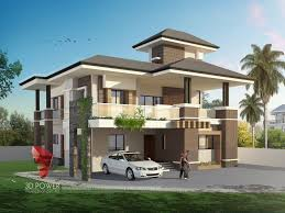 3d bungalow design 3d modern bungalow rendering u0026 elevation