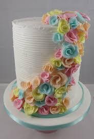 boutique bakery cakes grimsby shabby chic wedding cake