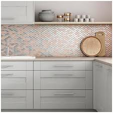 what color tile goes with gray cabinets 6 gray shades for a kitchen that are surprising big chill