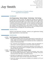 Sample Resume For 2 Years Experience In Manual Testing by Curriculum Vitae Sample Cover Letter Free Professional
