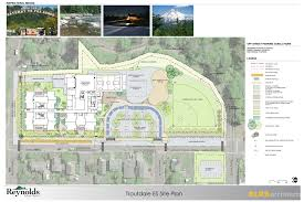 Troutdale Oregon Map by Draft Schematic Designs Troutdale Elementary Reynolds