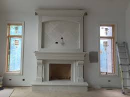 fireplace surrounds cad drawings cast stone gfrc