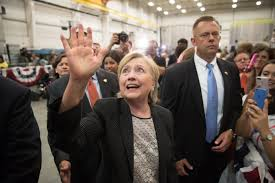 hillary clinton releases tax returns 10 7 million in income