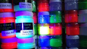 glow paint uv glow paint 1 litre go party