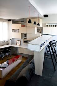 120 sq ft living large in a 130 square foot apartment wired