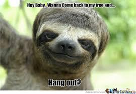 Sloth Asthma Meme - sloth got game by recyclebin meme center