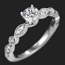Antique Wedding Rings by Vintage Engagement Rings Antique Engagement Rings Miadonna