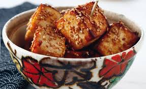 cuisiner le tofu nature tofu mariné au soja par julie andrieu