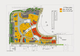 site plan waterway point shopping mall opening on 18 jan 2016