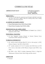 welder resume objective marvellous design types of resumes 8 free standard resume download types of resumes