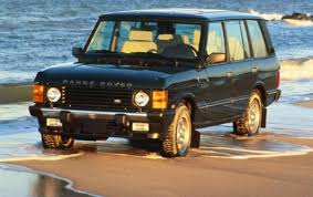 vintage range rover 1990 land rover range rover information and photos zombiedrive