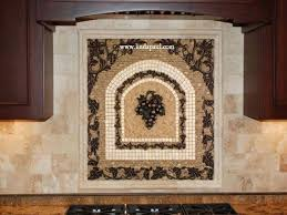 Kitchen Medallion Backsplash Backsplash Medallions Yogatips4u Info