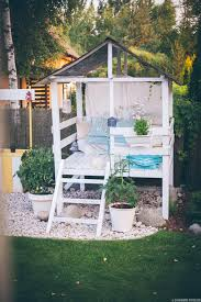 DIY How To Make Your Backyard Awesome Ideas  Play Houses - Backyard fort designs