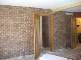 interior walls home depot pleasing 80 faux brick wall home depot design inspiration of faux