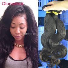 glamorous hair extensions glamorous hair extensions cheap hair 3 bundles 8 34inch
