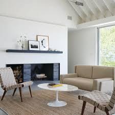 saarinen oval coffee table knoll modern furniture palette