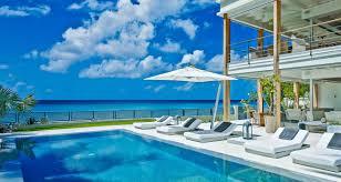 the dream villa beach front luxury villa rental barbados