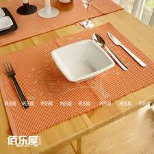 dining room awesome table mats mat prepare designs amazing rubber