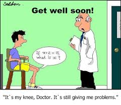 problem knee free get well soon ecards greeting cards 123